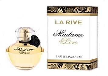 "La Rive for Woman MADAME IN LOVE Woda perfumowana 90ml"""