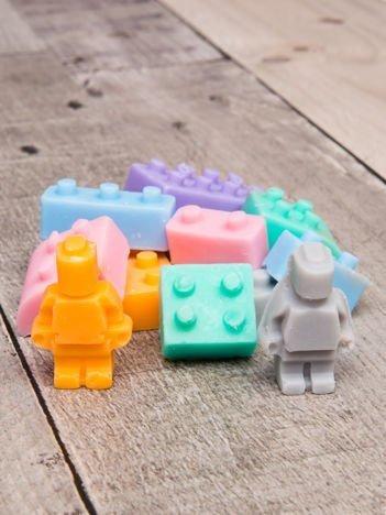 LaQ Mydełka wielokolorowe w stylu Lego bez SLS i SLES