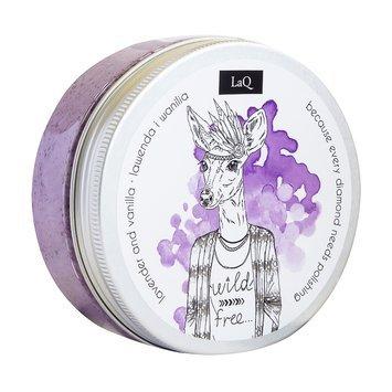 LaQ Peeling myjący o zapachu lawendowo-waniliowym