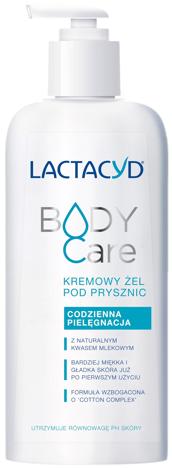 """Lactacyd Body Care Kremowy Żel pod prysznic - Codzienna Pielęgnacja  1szt"""""""
