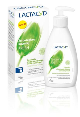 """Lactacyd Fresh Żel do higieny intymnej odświeżający z pompką 200ml"""""""