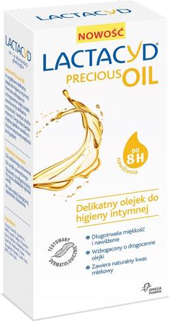 """Lactacyd Precious Oil Delikatny olejek do higieny intymnej  200ml"""""""
