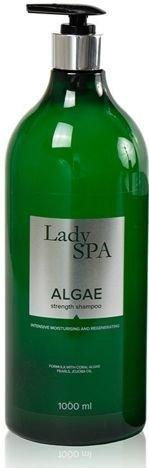 Lady Spa ALGAE Strength Naprawczy szampon do włosów 1000 ml