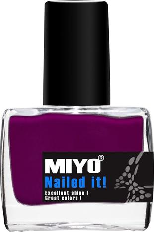 Lakier MIYO NAILED IT!