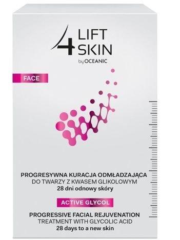 Lift 4 Skin by Oceanic Active Glycol Progresywna Kuracja odmładzająca 15ml x 2