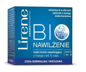 Lirene BIO Krem żel cera normalna 50 ml