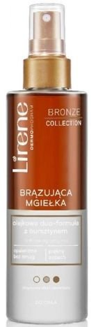 Lirene Bronze Collection Samoopalacz dwufazowy MGIEŁKA 195 ml