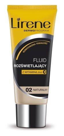 Lirene Fluid rozświetlający Naturalny 02 30 ml