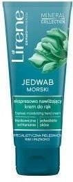 Lirene Mineral Collection krem do rąk Jedwab Morski 75 ml