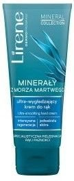 Lirene Mineral Collection krem do rąk Minerały z Morza Martwego 75 ml