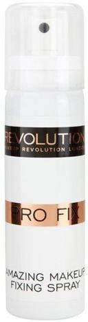 MAKEUP REVOLUTION Utrwalacz makijażu w sprayu Pro Fix Amazing Makeup Fizxing Spray 100ml