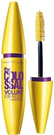 MAYBELLINE Mascara THE COLOSSAL VOLUM  EXPRESS BLACK 10,7 ml