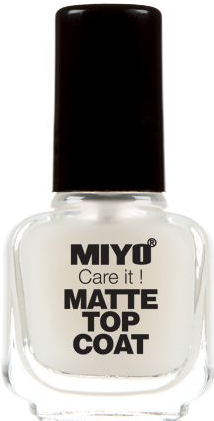 MIYO CARE IT! MATTE TOP COAT top coat matowy 8 ml
