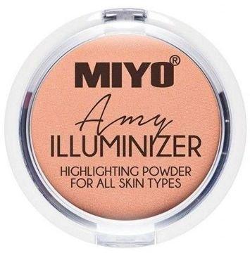 MIYO Illuminizer Puder rozświetlający 02 AMY 9 g