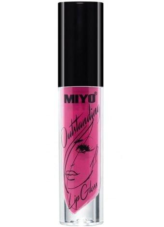 MIYO Outstanding Lip Gloss Błyszczyk Nude 24 FASHIOM BLOW 4 ml