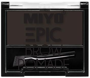 MIYO Pomada do brwi EPIC BROW POMADE no.01 brownie 4,5 g