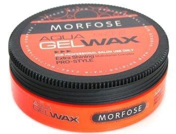 MORFOSE AQUA GEL WAX  EXTRA SHINING WOSK ŻELOWY nabłyszczający 175 ml