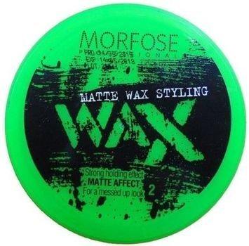 MORFOSE MATTE STYLING WAX WOSK matowy strong 150 ml