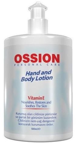 MORFOSE OSSION Profesjonalny KREM DO CIAŁA I RĄK z witaminą E 500 ml