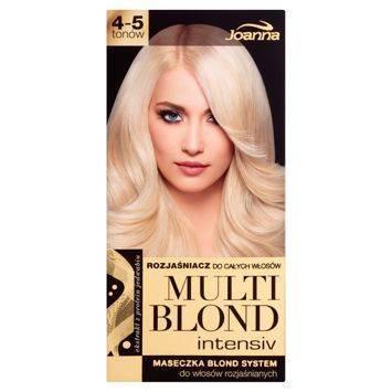 MULTI BLOND INTENSIV Rozjaśniacz do całych włosów