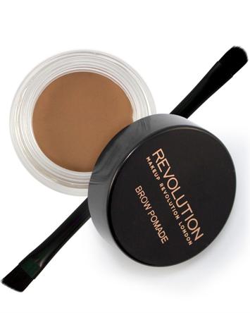 Makeup Revolution Brow Pomade Pomada do brwi Soft Brown 2,5 g