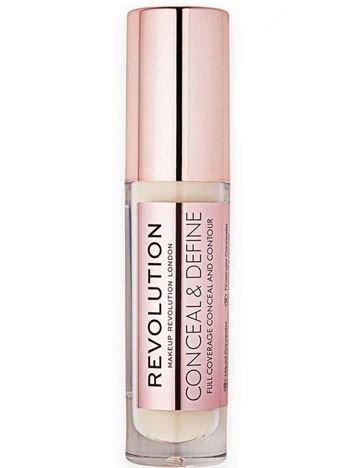 Makeup Revolution Conceal and Define Korektor w płynie C1 3,4ml