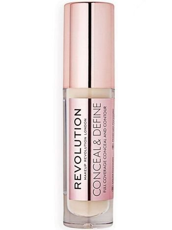 Makeup Revolution Conceal and Define Korektor w płynie C2 3,4ml