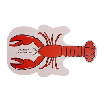 "Makeup Revolution Friends Lusterko kosmetyczne Lobster 1szt"""