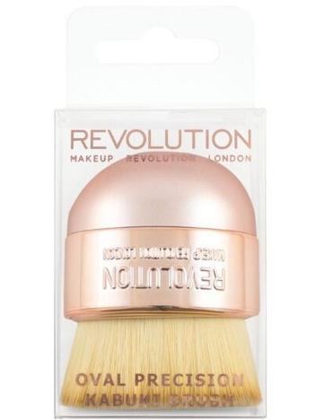 Makeup Revolution Oval Precision Kabuki Brush Pędzel do makijażu