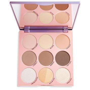 Makeup Revolution Paleta do konturowania Imogenation Highlight To The Moon 9 x 2 g