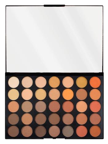 Makeup Revolution Pro HD Amplified 35 Palette Cienie do powiek Inspiration 30g (35 kolorów)