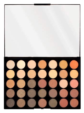 Makeup Revolution Pro HD Amplified 35 Palette Cienie do powiek Shimmer Direction 30g (35 kolorów)