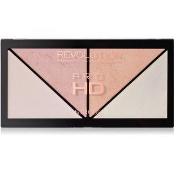 Makeup Revolution Pro HD Strobe Revolution Palette Zestaw do strobingu 14 g