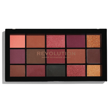 Makeup Revolution Re-Loaded Paleta cieni do powiek Newtrals 3 16,5 g