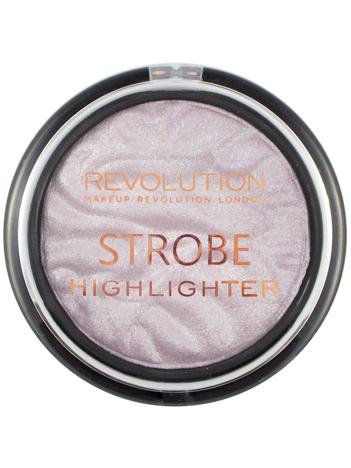 Makeup Revolution Strobe Highligter Lunar Rozświetlacz do twarzy 7.5g