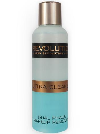 Makeup Revolution Ultra Cleanse Płyn do demakijażu dwufazowy 150 ml