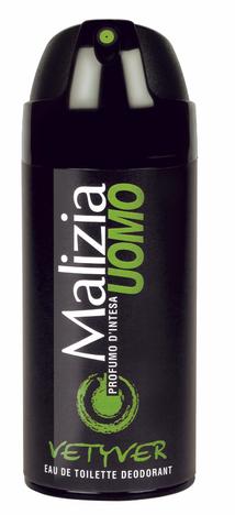 """Malizia Uomo Vetyver Dezodorant spray 150ml"""""""