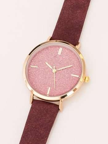 Mały Damski Zegarek Glitter
