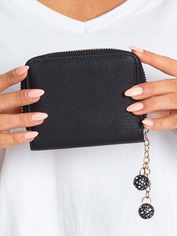 Mały portfel czarny