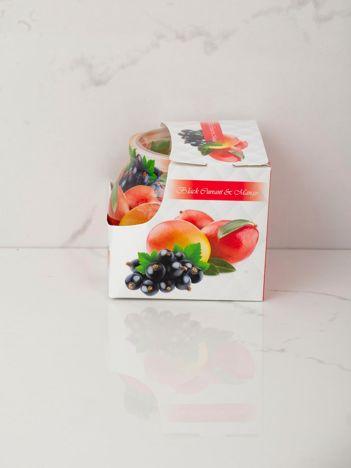 Mango-porzeczkowa świeca zapachowa