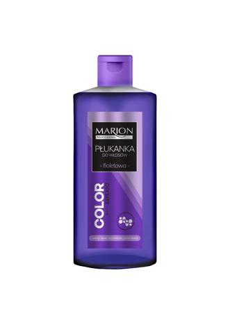 "Marion Color Esperto Płukanka do włosów Fioletowa  150ml"""