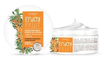 """Marion Enjoy Fruit Maska do włosów wzmacniająca  200ml"""""""
