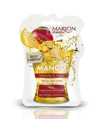 "Marion Fit & Fresh Maseczka do twarzy Mango  7.5ml"""