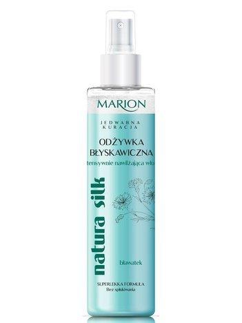 Marion Natura Silk Odżywka do włosów intensywnie nawilżająca spray 150 ml