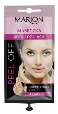 Marion Spa Maseczka peel-off z dozownikiem wygładzająca 3 aplikacje 18 ml