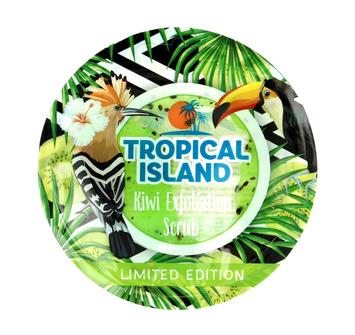 """Marion Tropical Island Maseczka żelowa - Scrub do twarzy Kiwi  10g"""""""