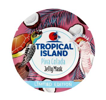 """Marion Tropical Island Maseczka żelowa do twarzy Pina Colada  10g"""""""
