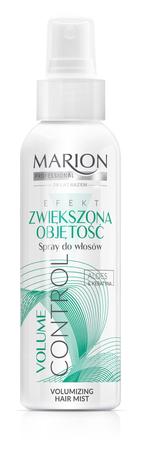 """Marion Volume Control Spray do włosów zwiększający objętość Aloes&Keratyna  130ml"""""""