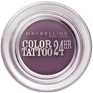 Maybelline Color Tattoo CREAMY MATTES matowy cień do powiek w kremie 97 Vintage Plum 4ml