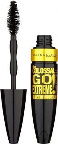 Maybelline Colossal Go Extreme Leather Black tusz do rzęs extreme black 9,5 ml